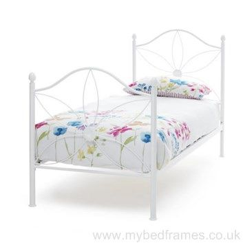 Daisy children's metal bed frame from mybedframes.co.uk