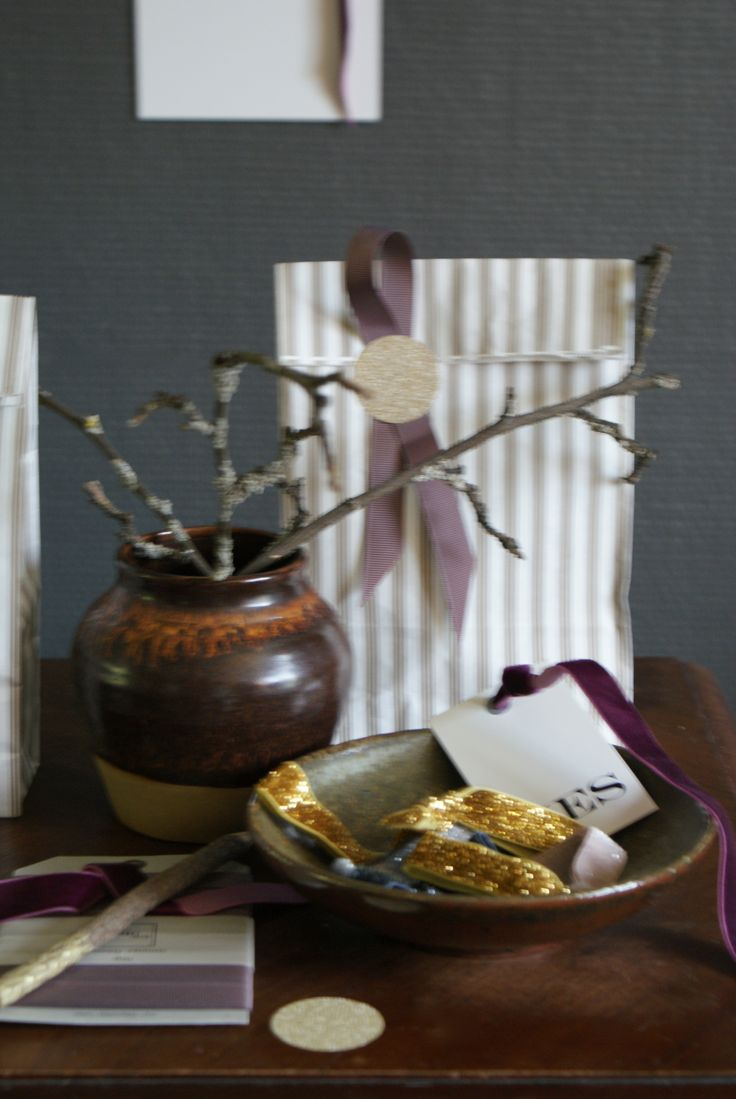 Gift wrapping from Bon dep