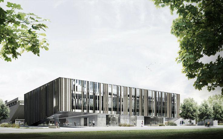 GSMM + LG . Multipurpose Building . France, 2011