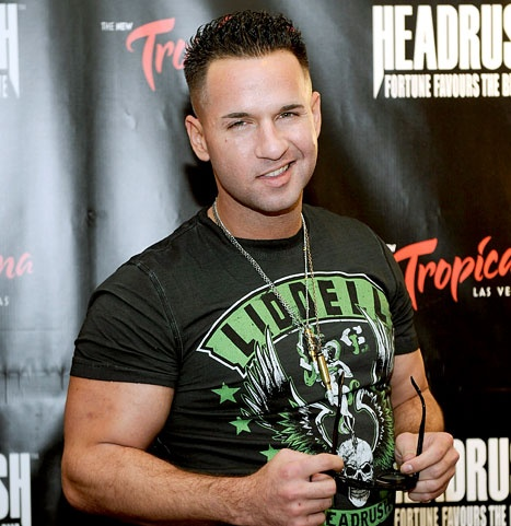 "Mike ""The Situation"" Sorrentino Checks into Treatment Program"