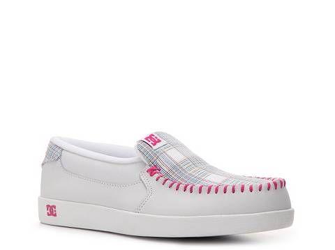 Dc Villain Skate Shoe Womens