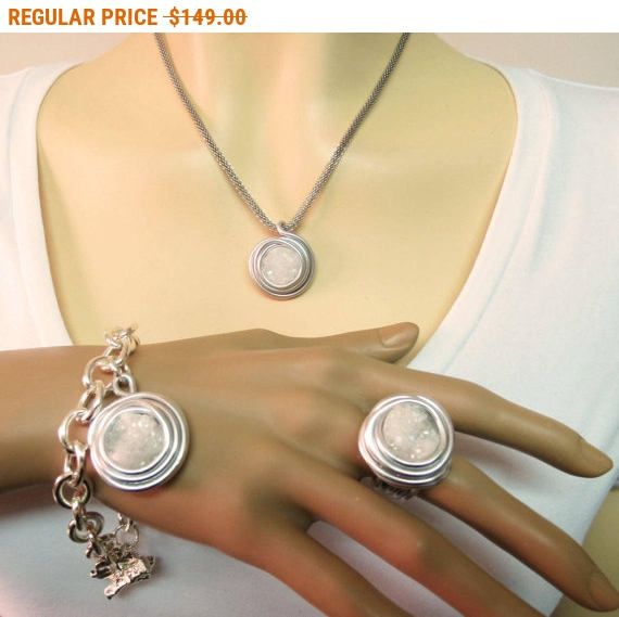 Hey, I found this really awesome Etsy listing at https://www.etsy.com/il-en/listing/517301755/women-jewelry-set-silver-jewelry-set