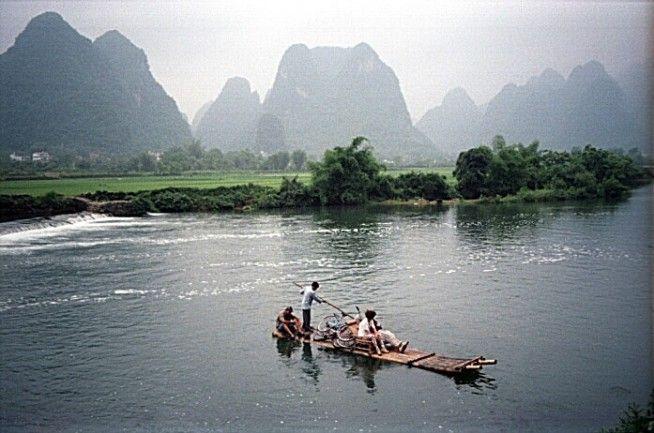 Yangon to Pathein by boat