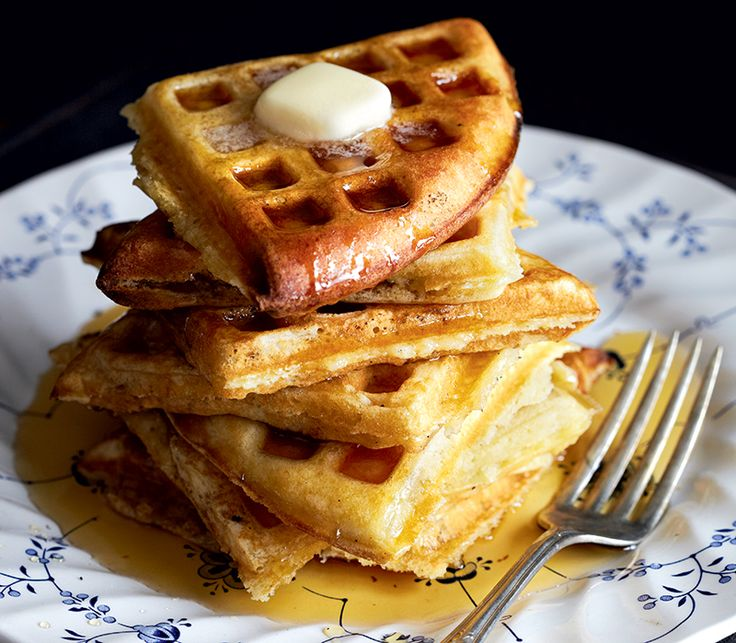 cornmeal waffles pancakes oat flour waffle recipes language modern ...