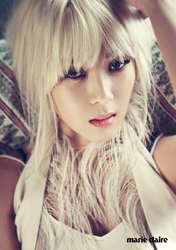 'Marie Claire Korea' March 2015 | 윤미래 Yoon Mi Rae/ T/ Tasha | Brunello Cucinelli