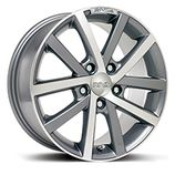 "RIVA AVS in 2 Tone Silver Specification: Size: 18"" x Width:7.5J Fitment: 5 stud only  PRICE, SET OF 4 £432"