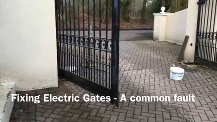 17 Best Ideas About Electric Gates On Pinterest Electric