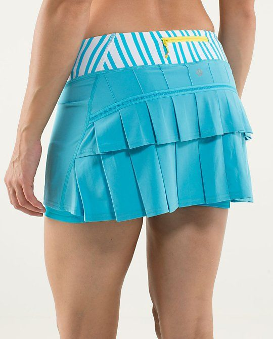 Tennis Skirts With Ball Pockets
