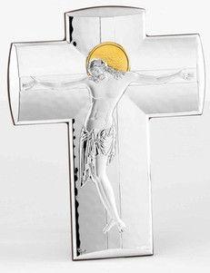 Srebrny Krzyż stanowi doskonały prezent na wiele okazji. #jubileusz #slub #rocznica