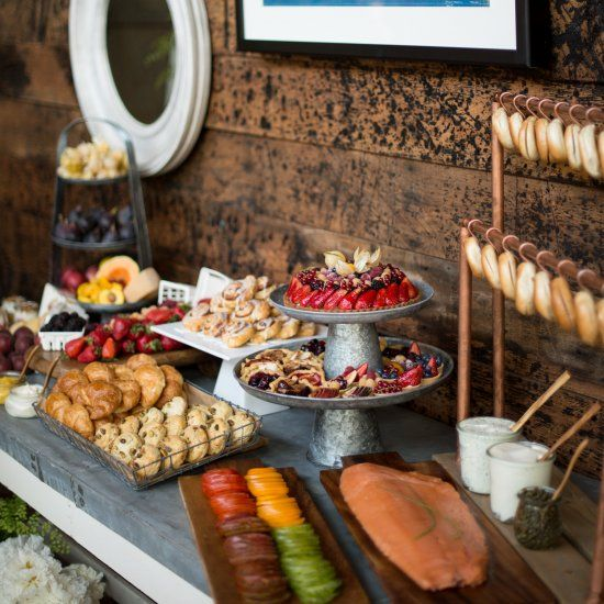 21 Best Images About Buffets And Stations On Pinterest