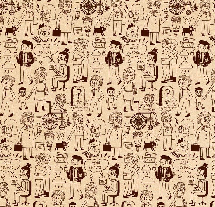 Chipotle - Kristyna Baczynski | Illustration, Comics & Design