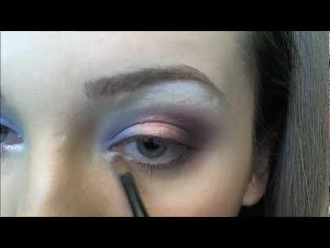 Яркий весенний макияж /// Bright spring make up (Part 1)