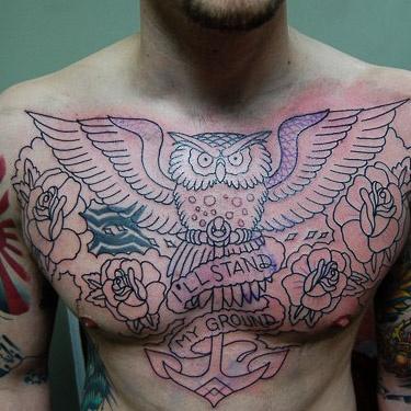 #tattoo #tattoos #ink #inked #tattify Tathunting for chest ...