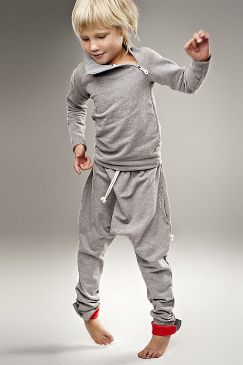 Comfy outfit for boys (and great for girl, too)
