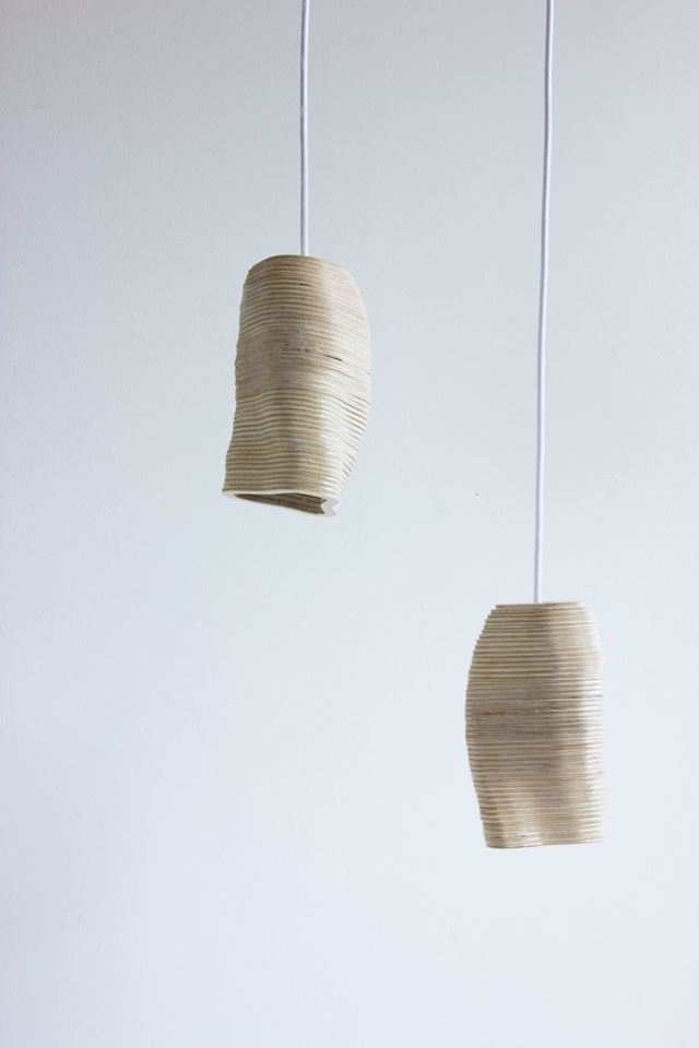 Ours project of lamp Pendant lamp COCON FOORMA Pracownia Architektury Wnętrz
