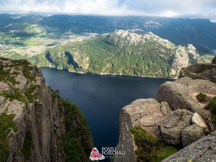 Preikestolen, Norwegia, wakacje z Nordtrip.pl