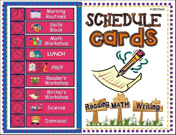 Best 25+ Classroom schedule ideas on Pinterest Class schedule - classroom agenda template
