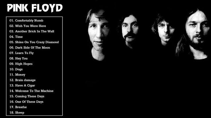 Pink Floyd Full Album 2017 - Pink Floyd Greatest Hits
