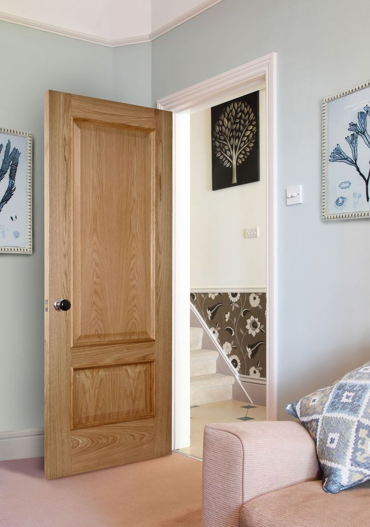 Todd Doors stock a huge range of traditional oak internal doors to perfectly complement your home. & 29 best Oak Doors images on Pinterest | Oak doors Indoor gates and ...
