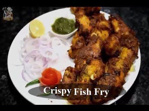 How to Make Crispy Fish Fry Home made Fish Fry    Crispy Fish Fry Recipe...