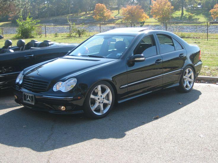 getii09 2007 MercedesBenz CClass 11938118  Cars  Pinterest