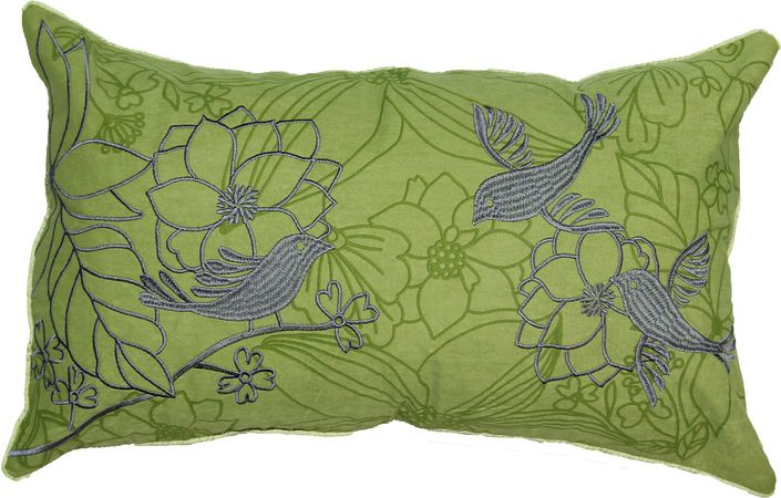 The Lark Toss Cushion – Green/Grey from Urban Barn is a unique home decor item. Urban Barn carries a variety of Pillows and other  products furnishings.