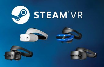 SteamVR Will Support Windows VR Headsets