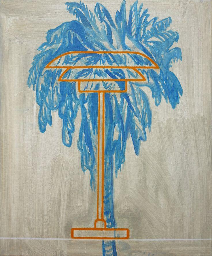 Henningsen's Tree by Rafael Guerrero #art #artist #painting #oil #gallery