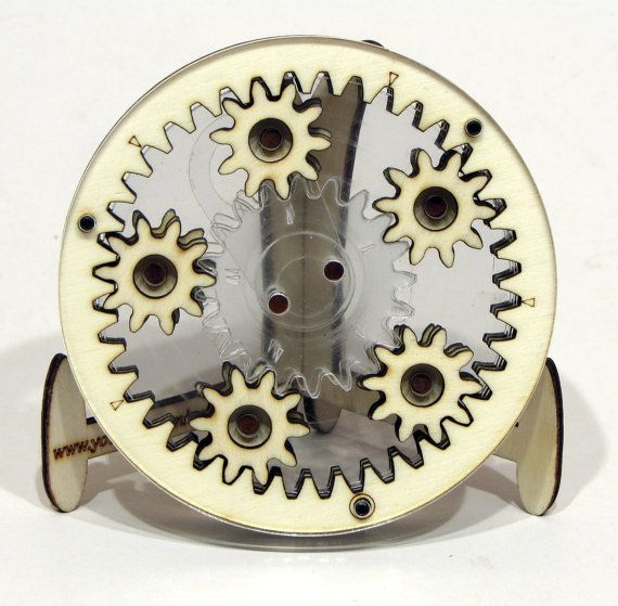 New in our store: Planetary gear mechanism assembly kit