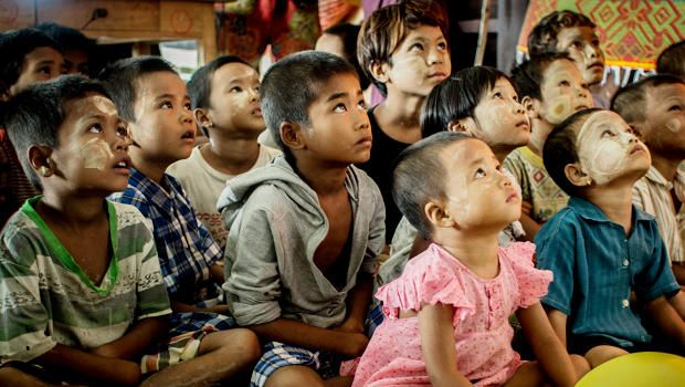 Using The Lure Of Movies To Crack New Markets In Rural Asia