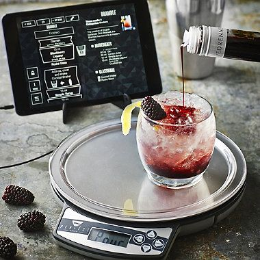 Perfect Drink Cocktail App and Scales - from Lakeland