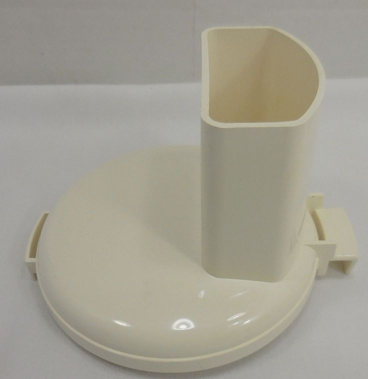 Sunbeam Oskar 14081 Food Processor Replacement Chute Lid 6020 | eBay