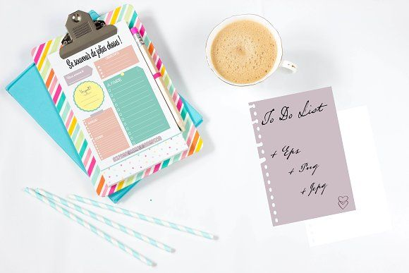 To Do List  by Divine Art on @creativemarket