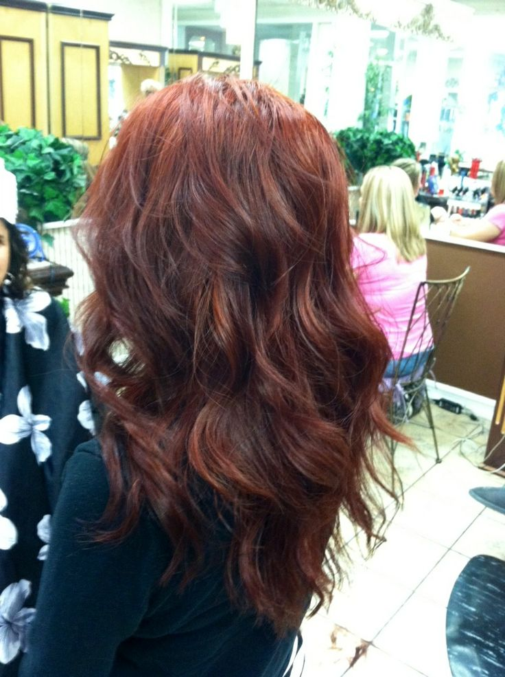 I want my hair like this again....
