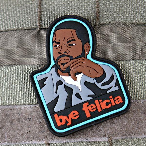 Violent Little Bye Felicia Friday Morale Patch