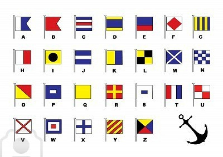 yachting flags