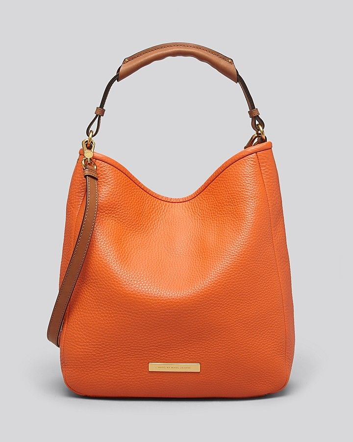 MARC BY MARC JACOBS Hobo - Softy Saddle Large
