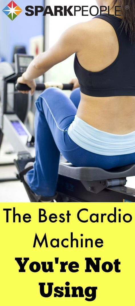 Perhaps the best piece of cardio equipment in the gym is the one that no one uses! Find out what it is and how to use it to your advantage. via @SparkPeople