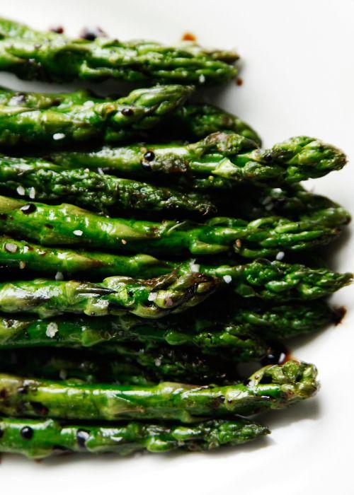 asparagus yum!