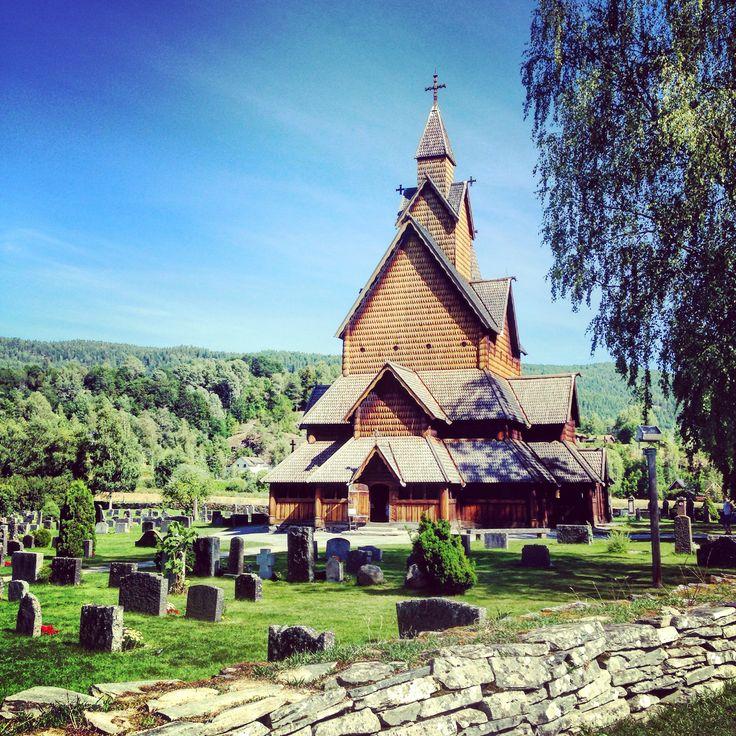 Steve Church in Natodden Norway