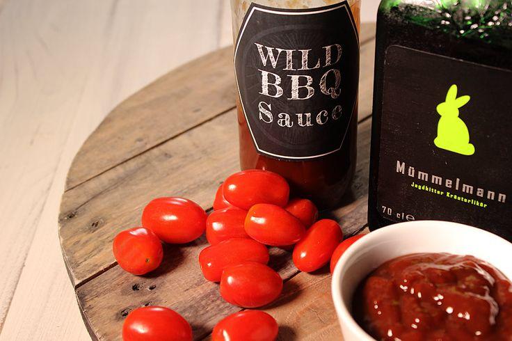 Jägermeister BBQ - Sauce  Was gibt es leckereres als selbst erlegtes Wildbret auf dem Grill? Richtig Wildbret vom Grill und dazu eine selbst…