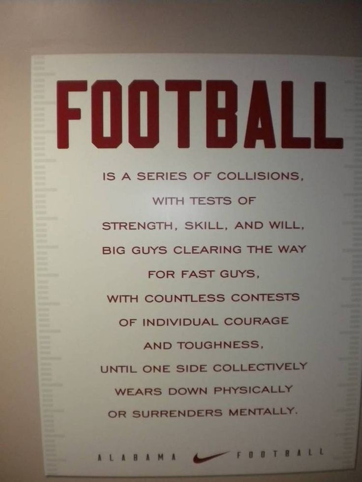 spirit sayings for football players | just b.CAUSE