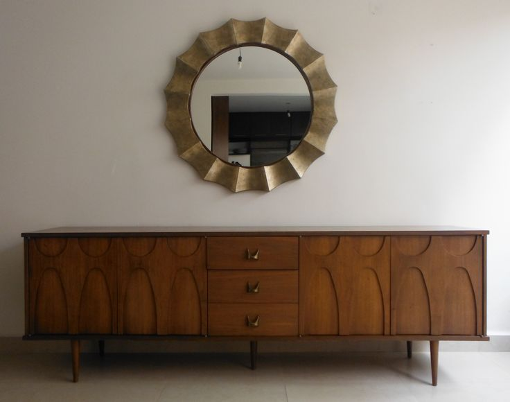 Elegant DIXY BRASILIA Credenza Made In Mexico In The 60u0027s | MID CENTURY MODERN  FURNITURE | Pinterest | Credenza, Mid Century Modern Furniture And  Mid Century Modern