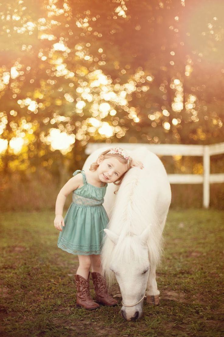 Photo Shoot with a Mini Horse from Shone Foto