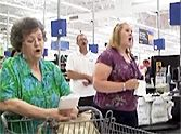 "Cullman, Alabama Walmart Customers Sing Amazing Grace After Surviving a Tornado - a Must See Flash Mob ( from ""Godvine"" I/26/2013 rp)"