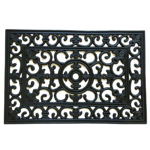 360 best images about garden outdoor d cor on pinterest for Decorative door mats indoor