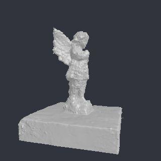 angel free 3D model Indian_Springs_Angel_Figure.obj vertices - 149086 polygons - 280625 See it in 3D: https://www.yobi3d.com/v/13PpGKCJIf/Indian_Springs_Angel_Figure.obj
