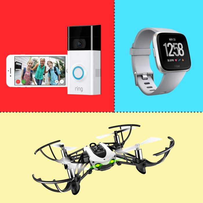 The Gizmos To Buy Your Techie This Holiday Before They Sell Out Cool Tech Gifts Tech Gifts Electronic Gadgets For Men
