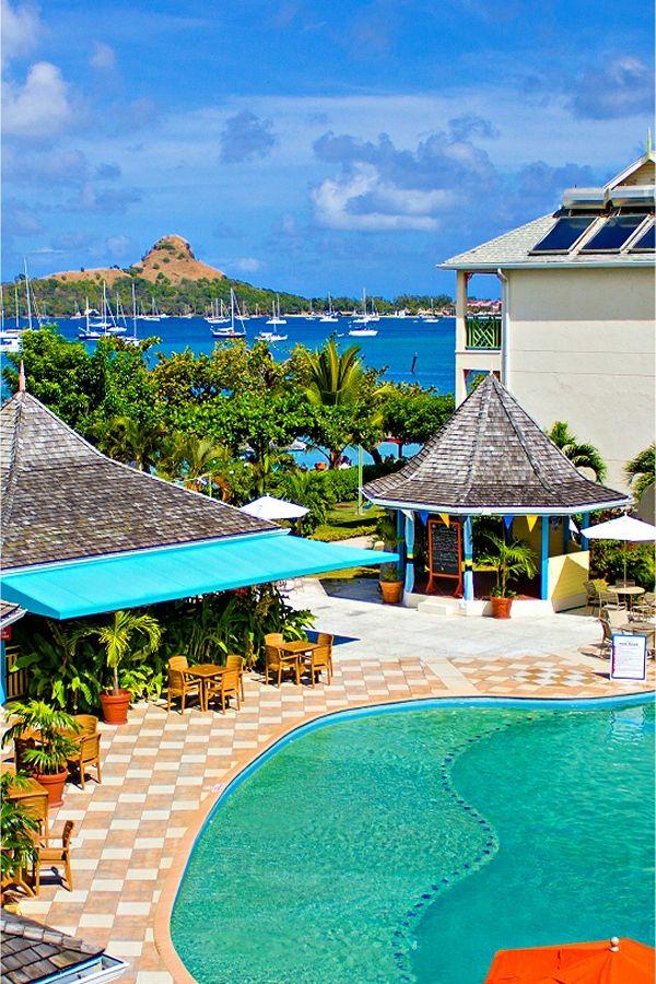 fbd5c51f097763e674afbcf5c51add34 - Bay Gardens Beach Resort St Lucia Caribbean