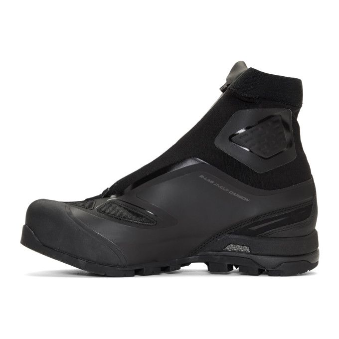 SALOMON SLAB Black Limited Edition S Lab X Alp Sneakers